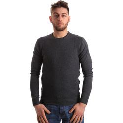 Textil Muži Svetry U.S Polo Assn. 50533 51958 Šedá