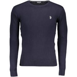 Textil Muži Svetry U.S Polo Assn. 50520 48847 Modrý
