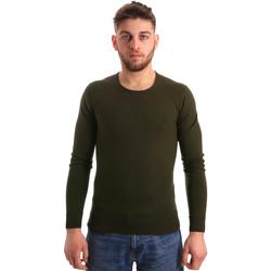 Textil Muži Svetry U.S Polo Assn. 50520 48847 Zelený