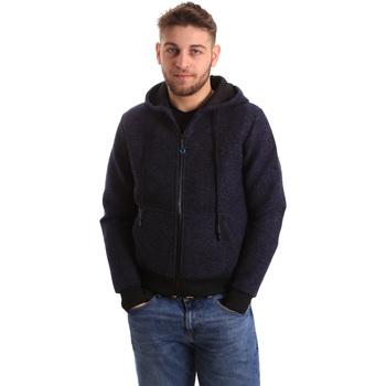 Textil Muži Bundy U.S Polo Assn. 50589 52255 Modrý