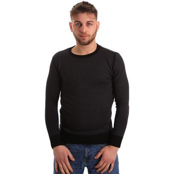 Textil Muži Svetry Bradano 166 Černá