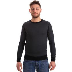 Textil Muži Svetry Bradano 166 Modrý