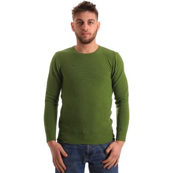 Textil Muži Svetry Bradano 172 Zelený