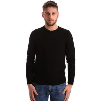 Textil Muži Svetry Bradano 161 Černá
