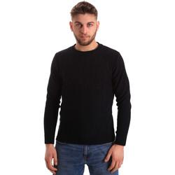 Textil Muži Svetry Bradano 155 Modrý