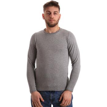 Textil Muži Svetry Bradano 163 Šedá