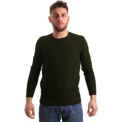 Textil Muži Svetry Bradano 168 Zelený