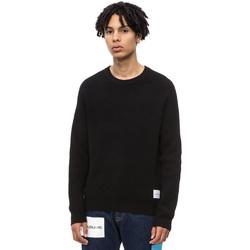 Textil Muži Svetry Calvin Klein Jeans J30J309547 Černá