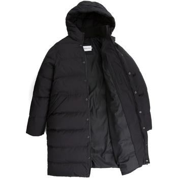 Textil Muži Prošívané bundy Calvin Klein Jeans J30J309657 Černá