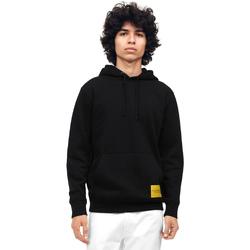 Textil Muži Mikiny Calvin Klein Jeans J30J310571 Černá