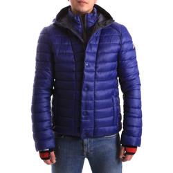Textil Muži Prošívané bundy Invicta 4431450/U Modrý