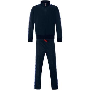 Textil Muži Teplákové soupravy Invicta 4435103/U Modrý