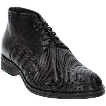Boty Muži Kotníkové boty Exton 5355 Šedá