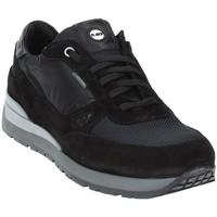 Boty Muži Nízké tenisky Exton 993 Černá