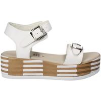 Boty Ženy Sandály Grace Shoes 56423 Bílý