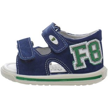 Boty Děti Sandály Falcotto 1500777-02-0C03 Modrý