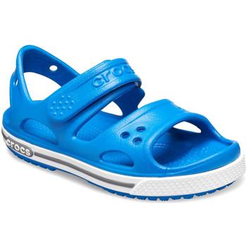 Boty Děti Sandály Crocs 14854 Modrý