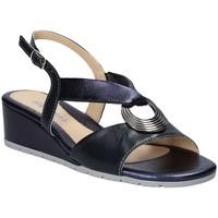 Boty Ženy Sandály Melluso K95049 Modrý