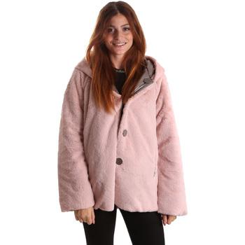 Textil Ženy Parky Byblos Blu 689104 Růžový