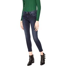 Textil Ženy Rifle skinny Pepe jeans PL201073CG98 Modrý