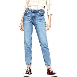 Textil Ženy Rifle slim Pepe jeans PL201742WW2R Modrý