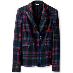 Textil Ženy Saka / Blejzry Liu Jo F68005J5579 Modrý