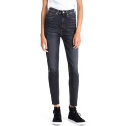 Textil Ženy Rifle boyfriend Calvin Klein Jeans J20J207652 Modrý
