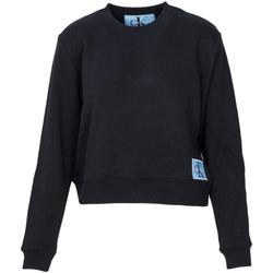 Textil Ženy Mikiny Calvin Klein Jeans J20J208047 Černá
