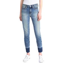 Textil Ženy Rifle slim Calvin Klein Jeans J20J208060 Modrý