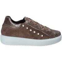 Boty Ženy Nízké tenisky IgI&CO 2153922 Hnědý
