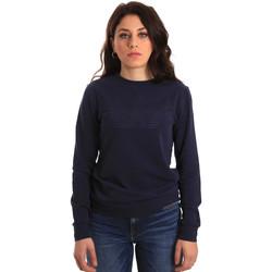 Textil Ženy Mikiny Ea7 Emporio Armani 6ZTM84 TJ31Z Modrý