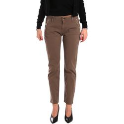 Textil Ženy Mrkváče Gaudi 821BD25003 Hnědý