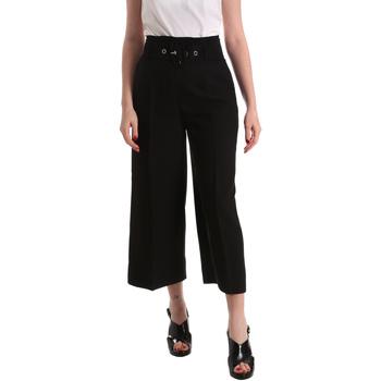 Textil Ženy Turecké kalhoty / Harémky Gaudi 821FD25001 Černá