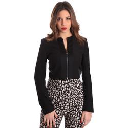 Textil Ženy Saka / Blejzry Gaudi 821FD35003 Černá