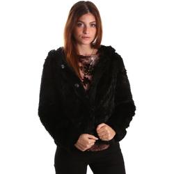 Textil Ženy Bundy Gaudi 821FD39003 Černá