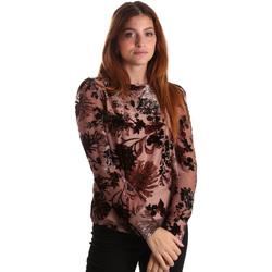 Textil Ženy Halenky / Blůzy Gaudi 821FD45007 Růžový