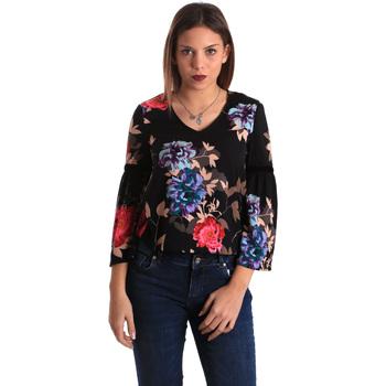 Textil Ženy Halenky / Blůzy Gaudi 821FD45009 Černá