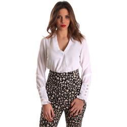 Textil Ženy Halenky / Blůzy Gaudi 821FD45014 Bílý