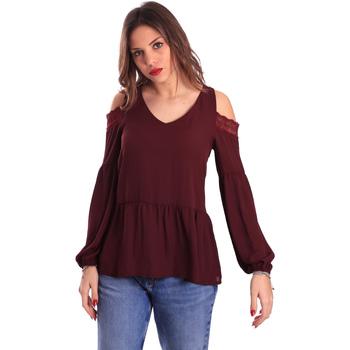 Textil Ženy Halenky / Blůzy Gaudi 821FD45030 Fialový