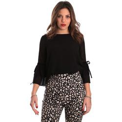 Textil Ženy Halenky / Blůzy Gaudi 821FD45036 Černá