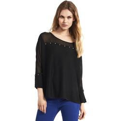 Textil Ženy Svetry Gaudi 821FD53027 Černá