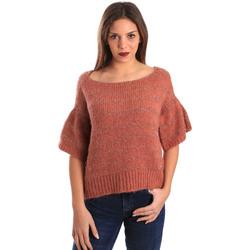 Textil Ženy Svetry Gaudi 821FD53043 Červené