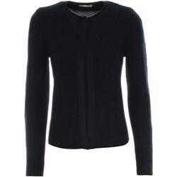 Textil Ženy Svetry / Svetry se zapínáním NeroGiardini A864380D Modrý