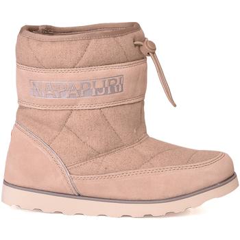 Boty Ženy Zimní boty Napapijri 17798966 Béžový