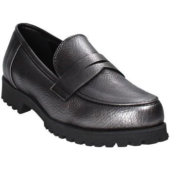 Boty Ženy Mokasíny Grace Shoes 0215 Šedá