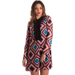 Textil Ženy Krátké šaty Denny Rose 821DD10026 Černá