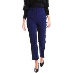 Textil Ženy Mrkváče Denny Rose 821DD20001 Modrý