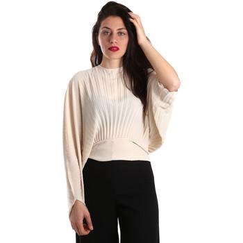 Textil Ženy Halenky / Blůzy Denny Rose 821DD40001 Béžový