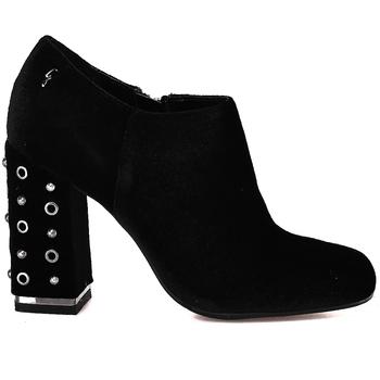 Boty Ženy Nízké kozačky Gattinoni PINDL0777W Černá
