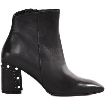 Boty Ženy Polokozačky Melluso Z940 Černá